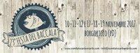 Festa del baccalà a Borgoricco
