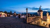 Degustazioni panoramiche al Castello del Catajo: Venezia, vin bon, cicheti & Jazz