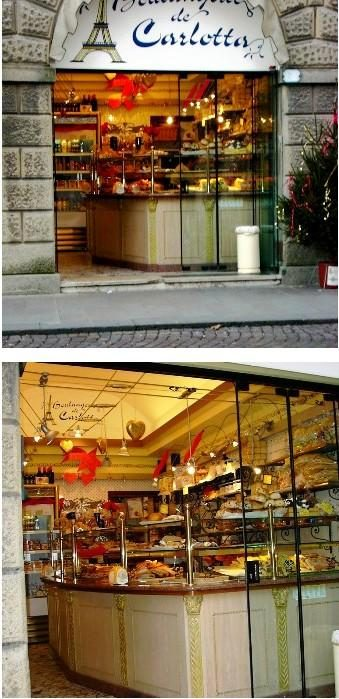 Carlotta - boulangerie pâtisserie take away