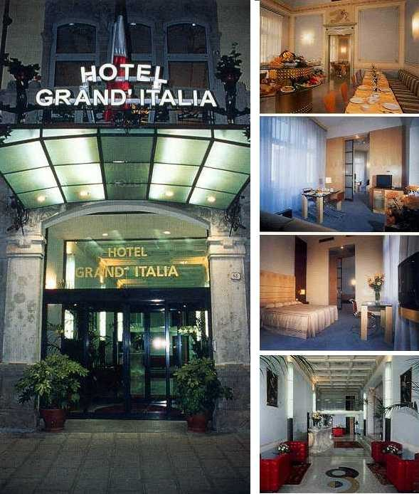 Hotel Grand'Italia - Residenza d'Epoca ****