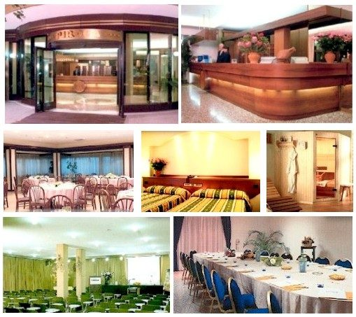 Hotel Piroga Padova****