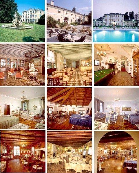 Hotel Villa Tacchi****
