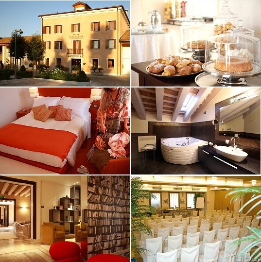 Hotel Al Tezzon***** - Antica Dimora di Sosta
